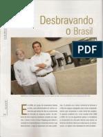 Desbravando o Brasil