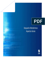 Info PLD TemaEspecial Jul12 Despacho Hidrotérmico