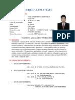 Cv. Rodriguez Roman Jose Luis - Mecanica Automotriz Mechanic