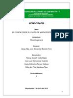 La filosofia desde el punto de vista epistemologico.docx