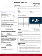 Bookkeepers Summit 2019 Reg Form