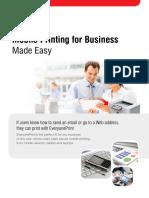 EveryonePrint Business Mobile Print en 2014
