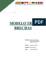 Modelo Tres Brechas