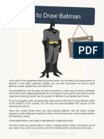 How to Draw Batman Full Guide EasyDrawingGuides.com Hdb 00051