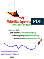 Optimizacion Multidimensional MSA