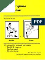 AUTODISCIPLINA EN DIEZ DIAS - THEODORE BRYANT - 85 PAGINAS.pdf