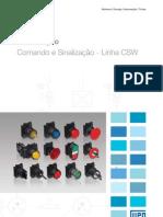Comando e Sinalização - Linha CSW (WEG)