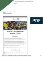 Graduate Chemist_Materials Engineer - Qenos Job in Melbourne - SEEK