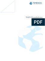 TAFJ-Standalone