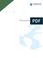TAFJ ChangeSet Installation
