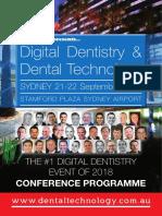 digital dentistry Sydney 2020