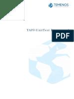 TAFJ-UnitTestFramework