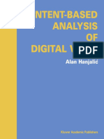 Video Content Analysis and Anlytics