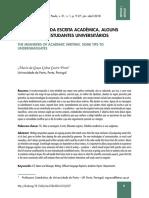 PINTO, Maria da Graça. Os meandros da escrita acadêmica.pdf