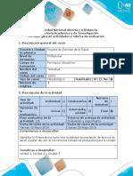 Guía de Actividades y Rúbrica de Evaluación - Fase 5 - Analizar Casos de Telemedicina