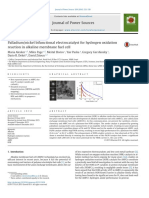 Alesker2016 - Palladiumnickel Bifunctional Electrocatalyst for Hydrogen Oxidation