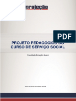 Ppc Serviço Social - Guará
