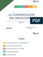 Módulo 6 El Comunicador Social