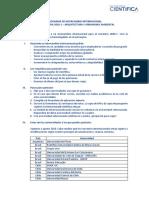 Guía Intercambio Internacional 2020-1 - Outbound Arquitectura y Urbanismo Ambiental