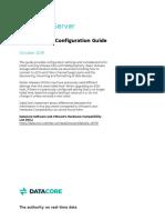 Host Configuration Guide VMware