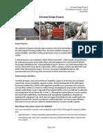 Activates sludge project process