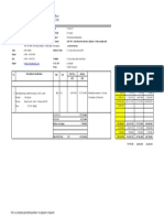 Tabulasi Plate SAPH 440