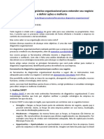 ARTIGO - CONSULTORIA - 4 Ferramentas de Diagnóstico Organizacional (Setting Consultoria)