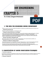Chapter 5 Soil Improvement