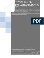 Horno Mufla PDF