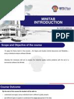 MINITAB Introduction