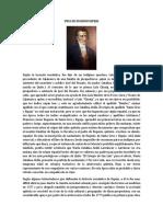 Vida de Eugenio Espejo