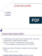 application layer-DNS,E-Mail.ppt