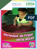 Brochure Frijol INTA Rojo 2013