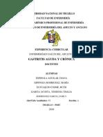 Informe Final Gastritis