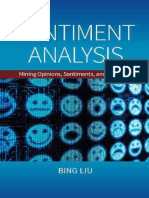 Sentiment Analysis Mining Opinions, Sentiments, And Emotions
