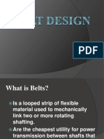 Belt Design