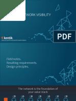 Kentik - Sept 2018 - Modern Network Visibility (FranceIX GM)