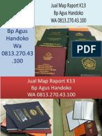 WA 0813.270.43.100, Jual Sampul Raport SMA di Nias Sumatra Utara