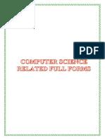 Computer based Full Form