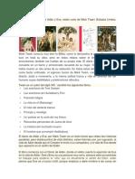 Investigación Diario de Adán y Eva