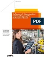 PWC Industry 4.0- Opportunities and challenges of Industries.pdf