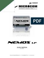Manual HW Nemos LP