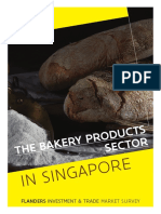 Bakery Products Singapore