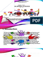 Case Study Powerpoint Human Relation
