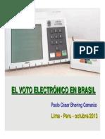 Paulo Cesar Bhering Camarao BRASIL