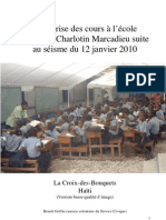 Ecole Charlotin Marcadieu Haïti