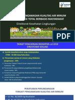 1.Kebijakan PKAM Dan STBM 2019