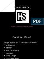 HS architects profile.pptx