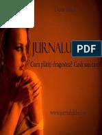 Jurnalul Deei - Cum Platiti Dragostea Cash Sau Card