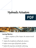 Hydraulic Components Part 1